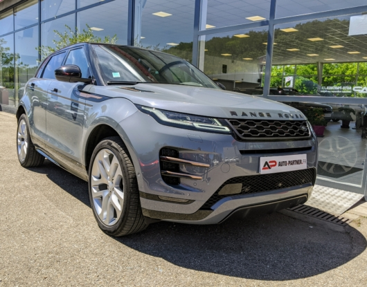 Range-Rover Evoque à Lyon disponible